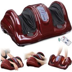 110V Shiatsu Foot Leg Massager Machine Switchable Kneading R