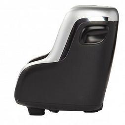 Human Touch - Reflex4 Foot and Calf Massager - Black/Silver