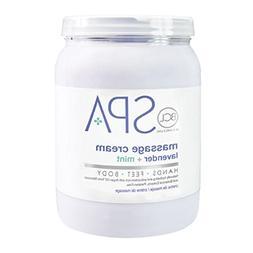 Bio Creative Lab BCL Spa Massage Cream Lavender + Mint, 128