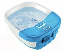 HOMEDICS Bubble Bliss Deluxe Foot Spa Bath Massage Pain Reli