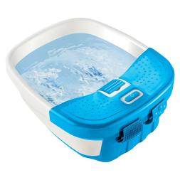 HoMedics® Bubble Bliss™ Deluxe Foot Spa Foot Bath NEW