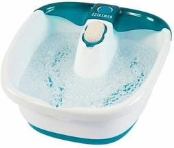 HoMedics Bubble Mate Foot Spa, Toe-Touch Control, Removable