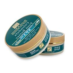 Calendula Butter for Cracked Feet, Dead Sea Cosmetics