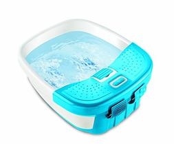 Homedics Deluxe Foot Spa and Toe Massager with Multiple Acup