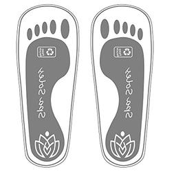 Disposable Stick On Feet Pad Spa Soles Tanning Sandals - 100
