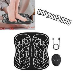 Electric Foot Massager Mat USB Rechargeable Quiet Operation