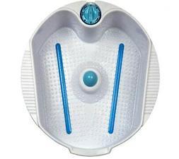 Electric Massaging Acupressure Heat Bubbling Foot Bath Tub S