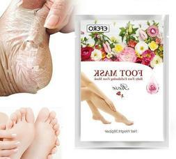 Exfoliating Feet Masks Foot Peel Mask Socks for Pedicure Spa