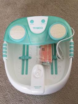 Conair FB33R X-Large Massaging Foot Bath Spa