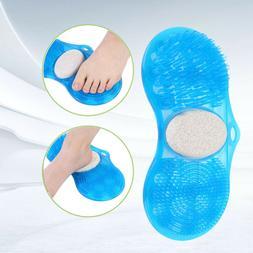 Foot Brush Scrubber Bathroom Bath Feet Shower Spa Cleaner Sc