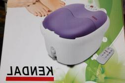 Kendal Foot Massager Model: SI-FBD1023 Bath Spa NIB