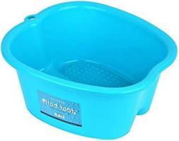 Mantello Foot Soaking Bath Basin - Large Tub for Home Spa, S
