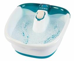 Foot Spa Bath Massager Bubble Massage Heat Soaker Soak Tub P