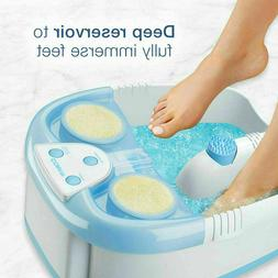 Foot Spa Pedicure Hot Water Tub Massage Bath Soak Feet Relax