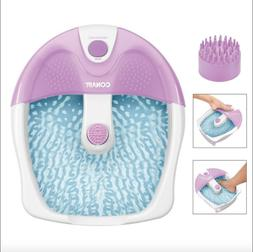 Conair Foot Spa/Pedicure Spa with Soothing Vibration Heat Ma