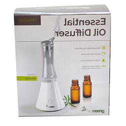Greenair Nebulizer Essential Oil Diffuser for Aromatherapy,