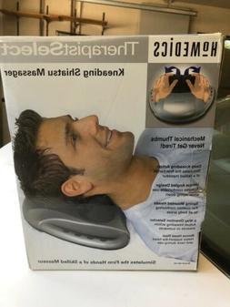 Homemedics Therapist Select Kneading Shiatsu Massager New Op