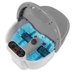 hydro therapy foot bath massager