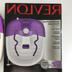 Revlon Invigorating Pedicure Foot Spa New-Other