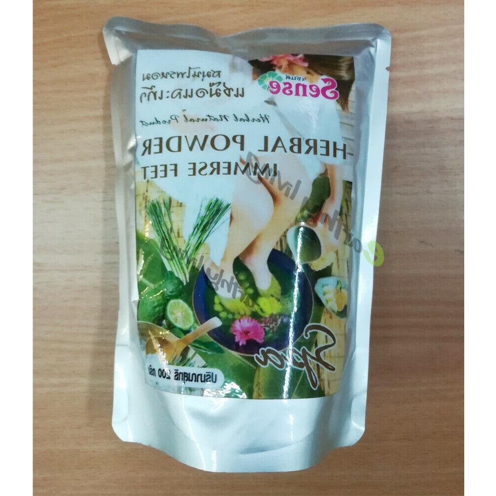 200g oz Herbal Foot Soak