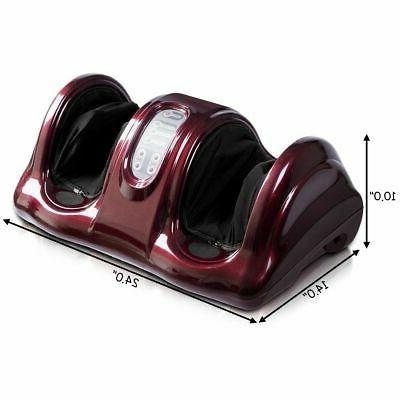 Electric Shiatsu Foot SPA Massager Rolling Massage Machine