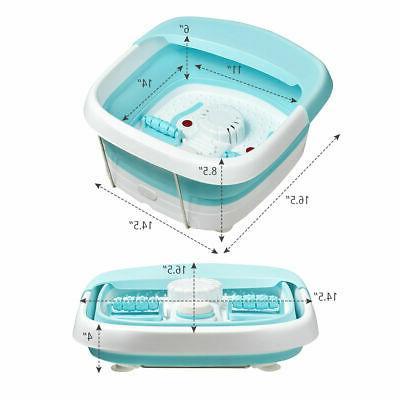 Foldable Motorized w/ Bubble Heat Red Light Stress Relief