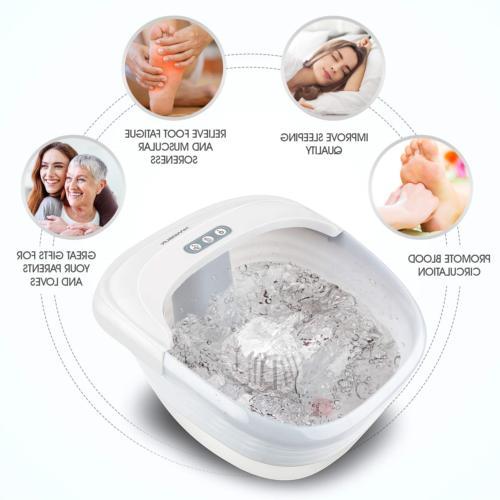 Hangsun Massager Heat and Electric Feet Tub