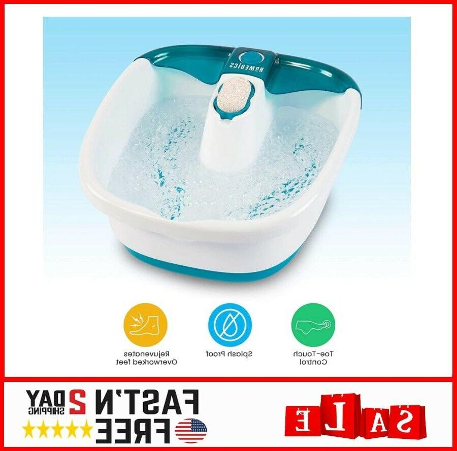 Foot Spa Jets Massager Bubbles