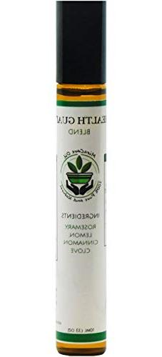 Health Guard  - Includes Cinnamon, Clove, Lemon, Rosemary -