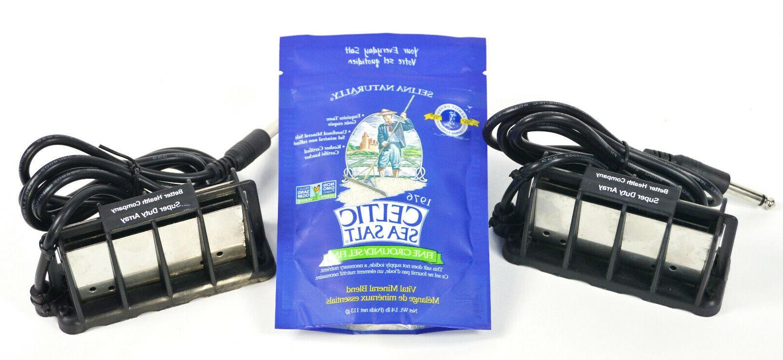 Blue Detox Spa Bath with 2 Arrays