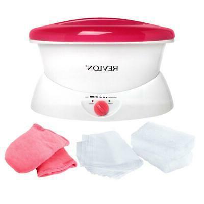 Paraffin Wax Bath Warmer Spa Machine Hands Foots Heat Therap