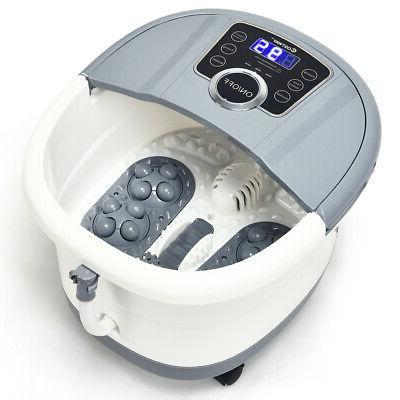 Portable Multi-function Electric Foot Spa Bath Shiatsu Rolle