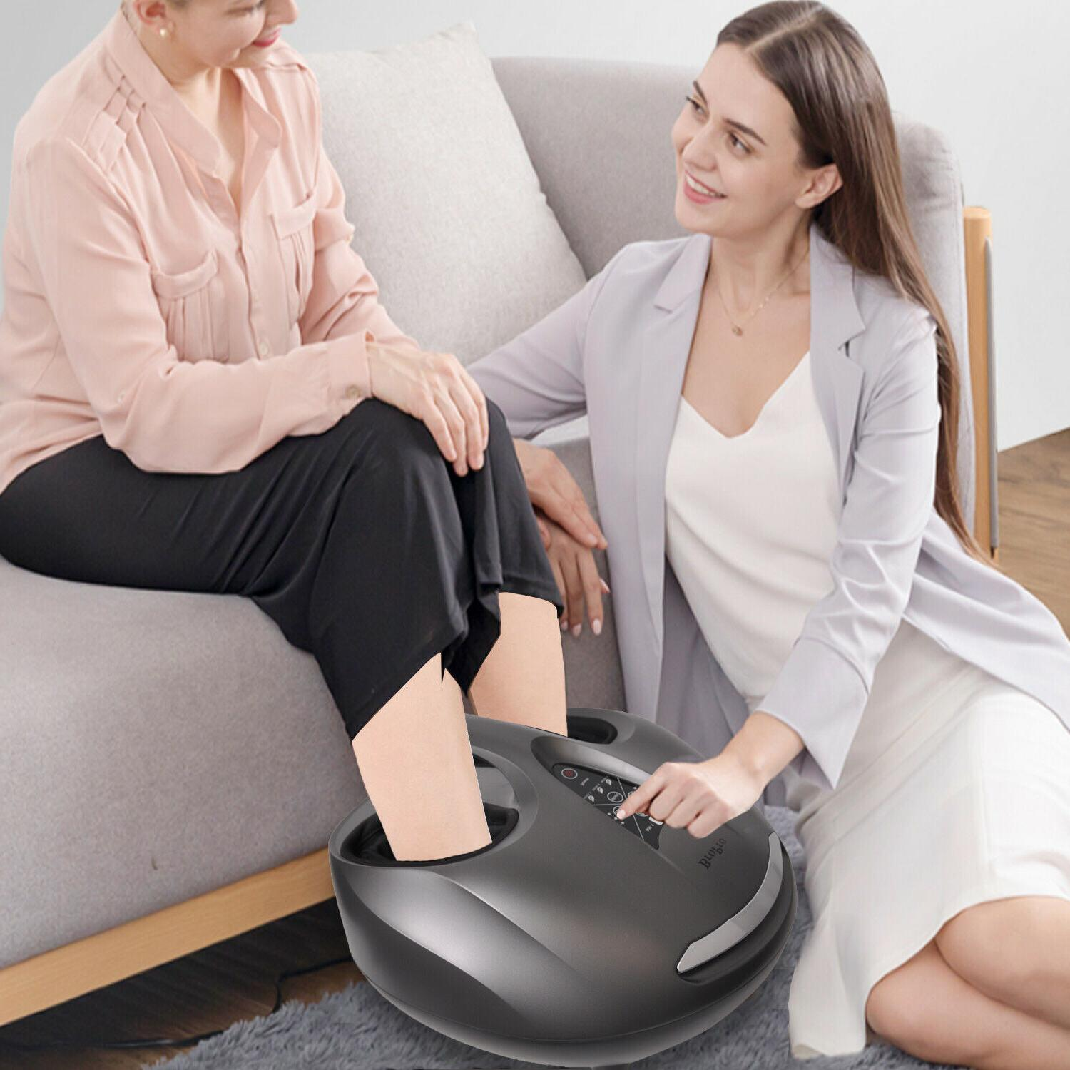 ProBro Kneading Heat and Rolling Massager