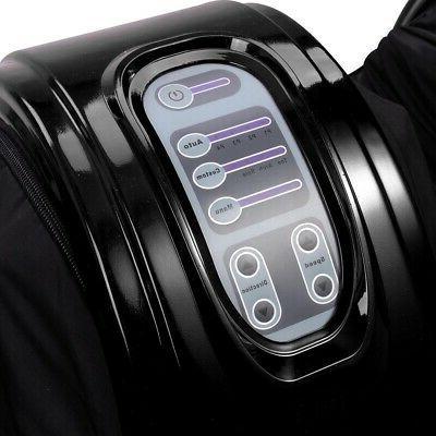 Shiatsu Home Foot Leg Massager Switchable Rolling Massage