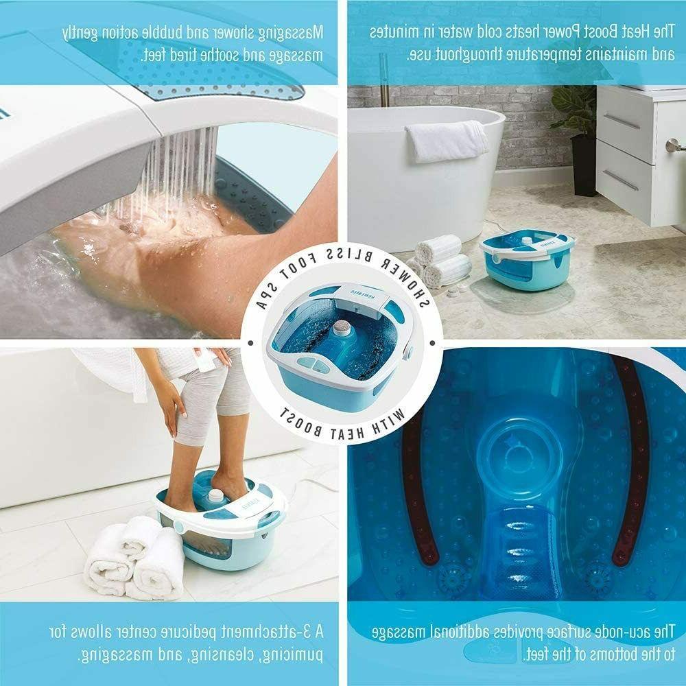 HoMedics Spa, massage water jets, Pedicure