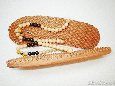 Size WOOD Slippers Massage SPA procedures