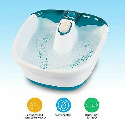 X Large Feet,Foot Spa Bath Massager Heat Soaker Massage Bubb