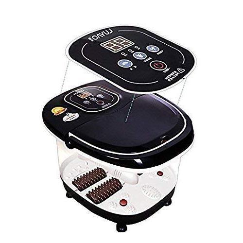 PowMax WW-51 Infrared Air Electric Foot Massager Foot, SPA Bath Massager Shiatsu for Leg,