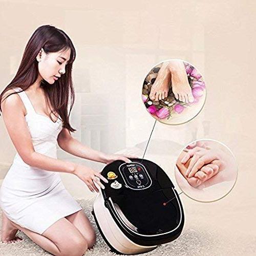 PowMax Infrared Vibrating Electric SPA Shiatsu Leg, Calf,