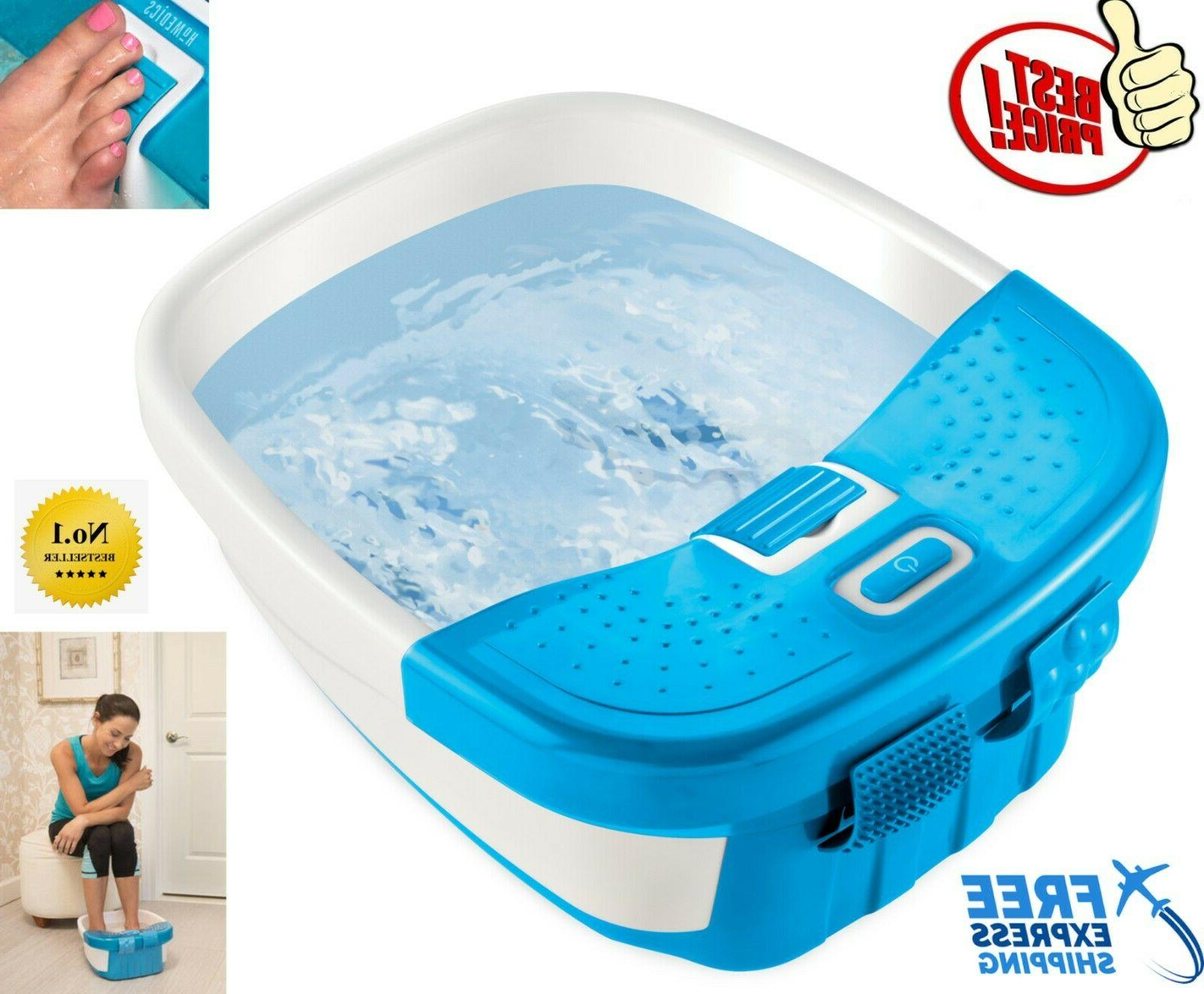 x large feet foot spa bath massager
