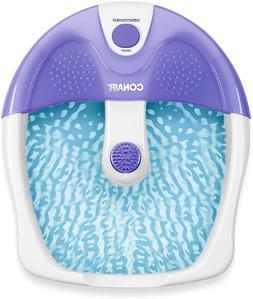 Large Feet Foot Reflexology Spa Bath Relaxing Heat Soaker Ma