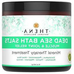 Organic Joint & Muscle Relief Soak, Natural Arthritis Remedi