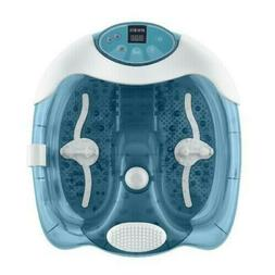 Homedics Premier Pedicure FootBath Power With Heat Boost