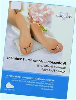 Zen Beauty Professional Home Spa Treatment Foot Mask