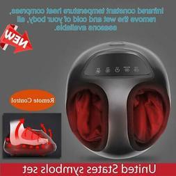 shiatsu foot massager machine with heat electric