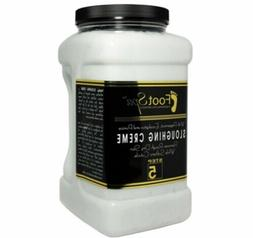 Foot Spa Sloughing Cream, GALLON - 128 oz