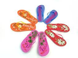 Beauticom® Spa Pedicure Sandals Salon Slippers   STYLE # 2