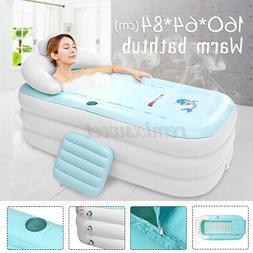 Swimming Pool Portable Adult Spa Bathtub Warm Inflatable Hea