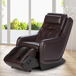 ZeroG 3.0 Zero-Gravity Massage Chair, Bone Color Option